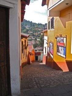Real del Monte, Mexico