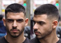 69 Best Taper Fade Haircuts For Men 2020 - Gurilla Very Short Hair Men, Long Hair On Top, Short Hair Cuts, Short Hair Styles, Short Fade Haircut, Taper Fade Haircut, Tapered Haircut, Mens Taper Fade, Bald Taper Fade