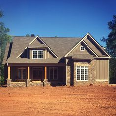 Craftsmen style design sherwin williams 39 adaptive shade 39 sw7053 the winterset home in for Sherwin williams virtual house painter exterior