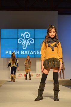 Pequeña Fashionista: Pilar Batanero en la FIMI KIDS FASHION WEEK