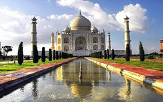 Taj Mahal Wallpaper For Desktop 3d Wallpaper Wide for HD Wallpaper Desktop 1920x1200 px 403.34 KB