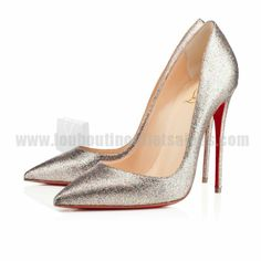 3e967d4f2bba So Kate 120mm Patent Leather Aquamarine. See more. Can t ever go wrong with  silver. Christian Louboutin Sandals