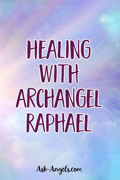 In this Archangel Raphael Prayer, ask for support and inspiration. Say a prayer to Archangel Raphael to reach his presence, guidance, and healing.