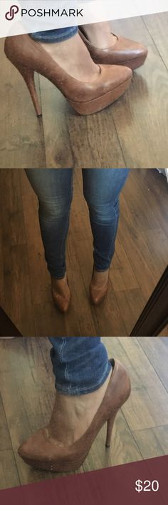 Steve Madden heels Steve Madden stilettos. They're too big on me Steve Madden Shoes Heels