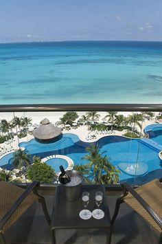 Cancun, Mexico...