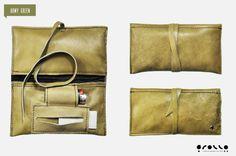 Portatabacco in pelle made in Italy vintage di PortatabacchiRollo, €15.00