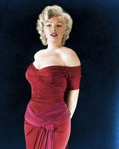 Marilyn Monroe, Marilyn a la Venus de Milo