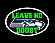 Leave No Doubt the Seahawks are gonna win SB49 today!! #GoHawks #Back2Back #SuperBowlRePete