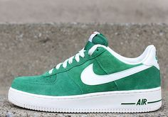 Nike Air Force 1 Low Blazer Pack: Green
