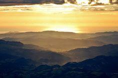 sunrise mnt sibilla