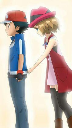 """""""Don't leave, Ash..."""" (Não vá embora, Ash...)"""