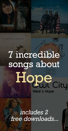 http://saltofthesound.com/inspiration/songs-about-hope/