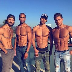 Which one?  - #ripped #abs #sixpack #shredded #fit #fitness #fitfam #fashionmodel #fitnessmodel #gym #hot #hunk #handsome #hunks #cute #body #boys #model #muscles #muscle #mensphysique #malemodel #men #muscular #ilikeguyswholift