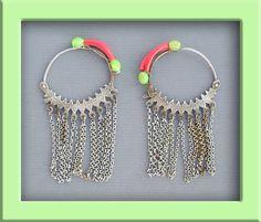 berber earrings Algeria