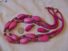 See title for more details. See last picture for clasp.Big, Bold and charming! BEAUTIFULLY made.