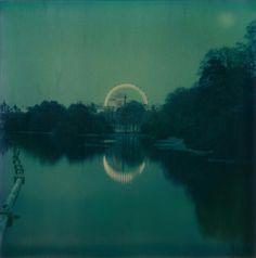 Andrei Tarkovsky's polaroid.