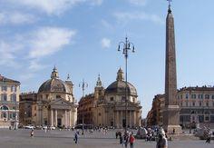 Eu costumo dizer que o Dal Bolognese em Roma é o L'Avenue dos italianos, sempre cheio!