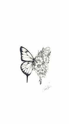 Little Tattoos, Mini Tattoos, Flower Tattoos, Body Art Tattoos, Tattoo Drawings, Tatoos, Sleeve Tattoos, Ribbon Tattoos, Key Tattoos