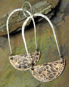 new want = handmade earrings