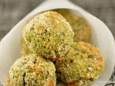 Ricetta Antipasto : Crocchette di miglio e broccoli da Spighetta