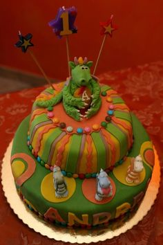 Torta Drago - Drake Cake