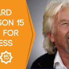15 SECRETS from Richard Branson Richard Branson, The Secret, Celebrities, Tips, Celebs, Foreign Celebrities, Famous People, Hacks, Counseling