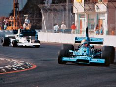 Vern Schuppan - Eagle 755 Chevrolet - Jorgensen Racing - I Long Beach Grand Prix 1975 Indy Car Racing, Indy Cars, Vintage Racing, Vintage Cars, My Dream Car, Dream Cars, Formula 1, Singapore Grand Prix, Long Beach