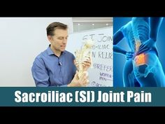How to treat Sacroiliac Joint and lower back pain - Kinesiology Taping - YouTube