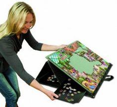 Folding Jigsaw Puzzle Table   ChoozOne