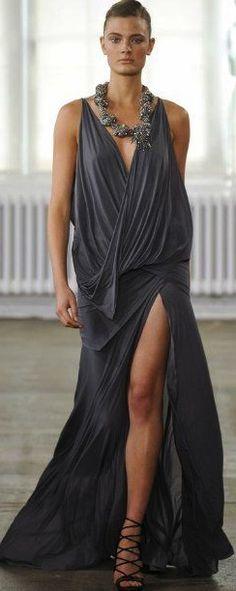 Modern Goddess | Donna Karan | cynthia reccord