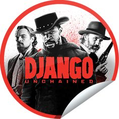 ORIGINALS BY ITALIA's #DjangoUnchained #OpeningWeekend #GetGlue #Sticker