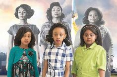 """These Three Girls Dressed Up As """"Hidden Figures"""" Characters Will Give You Life"""