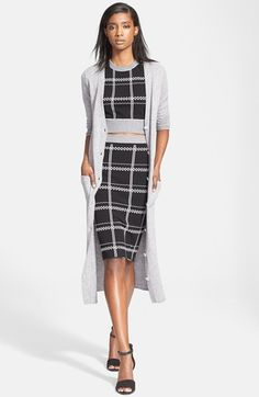 autumn+cashmere+Long+Cashmere+Cardigan+available+at+#Nordstrom