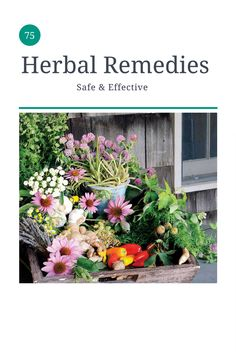 75 Safe and Effective Herbal Remedies