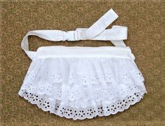 Yes, it's a Fanny Pack... But how adorable is it? I'd rock it, Momma style!