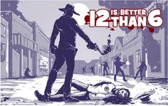 12 is Better Than 6 ... Kickstarter  Sweet looking hand drawn #indiegame! We chat with the #devs of  #12isBetterThan6 @12_Better_6 http://owl.li/SAsq1