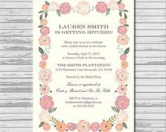 pastel wedding invitations - Google Search