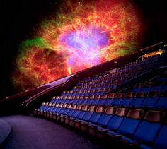 """With the latest in digital technology, Planetarium gives you the opportunity to be a witness of our universe's history and also participate in many science-based activities! It is part of """" and opened its gates. Under Construction, Digital Technology, Gates, Opportunity, Greece, Foundation, Universe, Museum, Science"""
