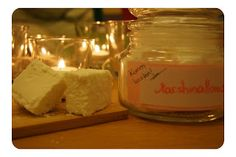 Komm kosten!: Weihnachtsschickerei-Marshmallows