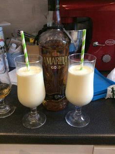 Amarula Gold dom pedros - just magic! Just Magic, Glass Of Milk, South Africa, Shots, Baking, Drinks, Gold, Recipes, Beverages