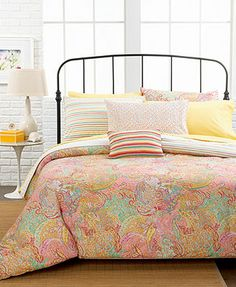 Lauren Ralph Lauren Home Bedding, University Fallon Comforter Sets