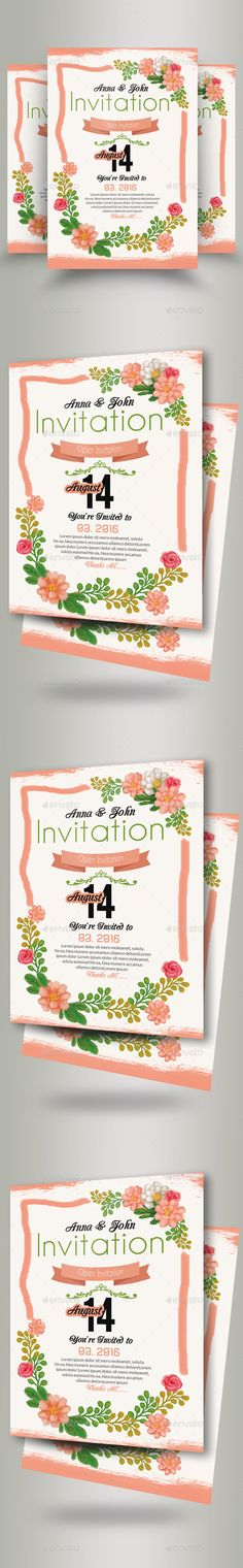 Birthday Flyer Print-templates Flyers To make this pin - Invitation Flyer Template