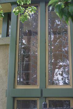 Aline Barnsdall Hollyhock House, East Hollywood, California, 1919–1921. FLW