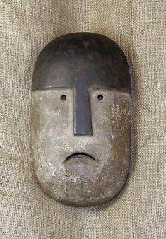 Kuma tribal mask- African