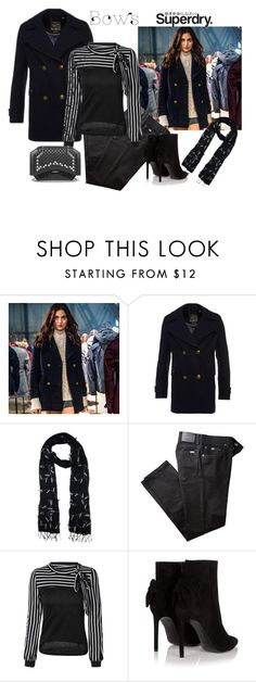 """""""The Cover Up – Jackets by Superdry: Contest Entry"""" by margaretkellogg on Polyvore featuring Superdry, BRAX, Yves Saint Laurent and Givenchy"""