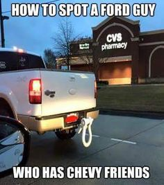 ford vs chevy jokes - Google Search