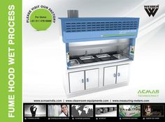 WEIBER-Fume-Hood-Wet-Process Fume Hood, Hoods, Safety, Products, Security Guard, Cowls, Cooker Hoods, Beauty Products