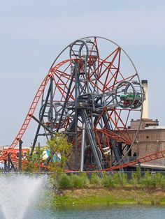 Myrtle Beach S Hard Rock Park Is Closed But It Had One Of The Wackiest Coasters