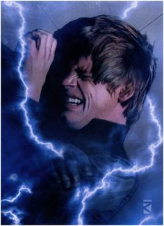 ROTJ. Excuse me while I go cry in the corner at this image. Yet without it, Vader would have never killed the Emperor.