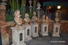 Can You Solve the Haunted Mansion Mystery? ~ WDW Hints